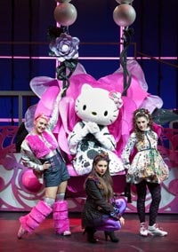 Hello Kitty: il musical sbarca a Roma