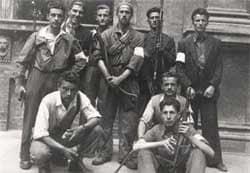 Il 25 aprile e la resistenza italiana