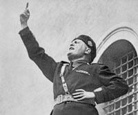 Il fascismo, nascita e ascesa: mappa concettuale e risorse utili per studiare