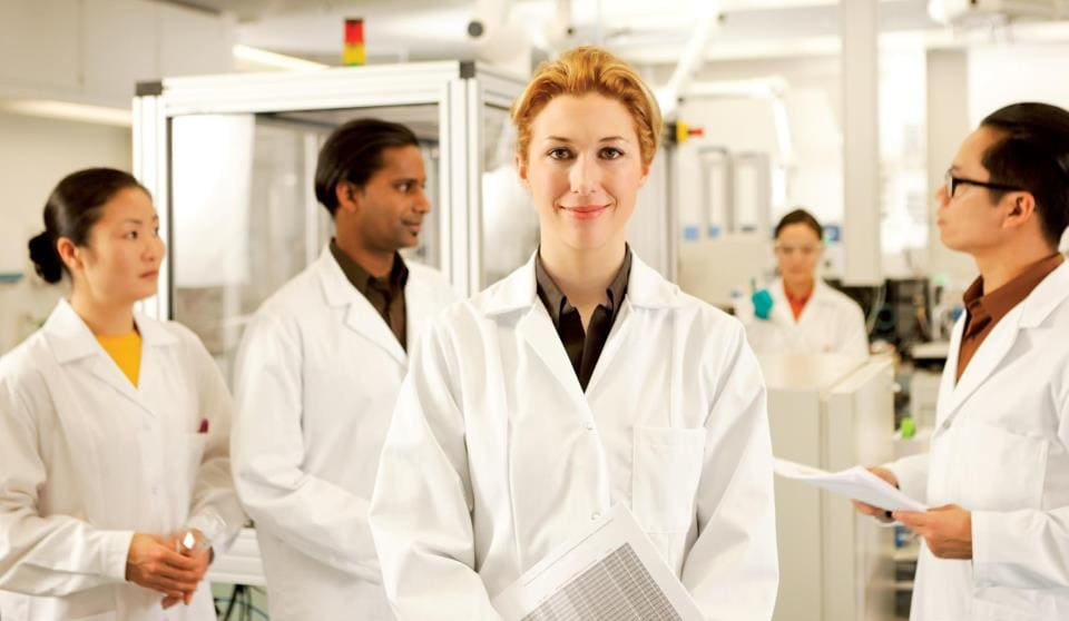 Vuoi metterti in proprio con le biotecnologie? Novartis cerca proprio te
