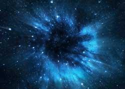 Come è nato l'universo? Un grafico te lo spiega in modo semplice