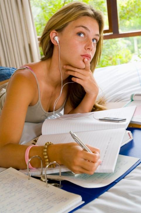 Compiti: come scrivere un tema sulle vacanze