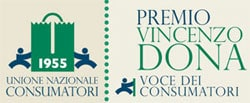 Premio Vincenzo Dona: 2 premi di laurea in materia di tutela dei consumatori